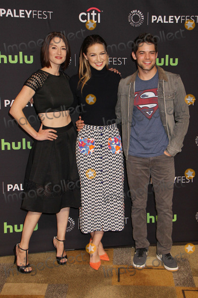 Jeremy Jordan Photo - Chyler Leigh Melissa Benoist Jeremy Jordan 03132016 PaleyFest 2016 Supergirl held at The Dolby Theatre in Hollywood CA Photo by Kazuki Hirata  HollywoodNewsWirenet