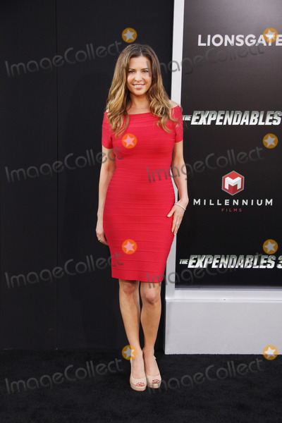 Ashley Cusato Photo - Ashley Cusato 08112014 The Los Angeles Premiere of The Expendables 3 held at the TCL Chinese Theatre in Hollywood CA Photo by Izumi Hasegawa  HollywoodNewsWirenet