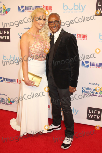 Amanda Moore Photo - Amanda Moore Tommy Davidson 03042018 Second Annual Entertainment Studios Oscar Gala held at Beverly Wilshire Hotel in Beverly Hills CA Photo by Kazuki Hirata  HollywoodNewsWireco