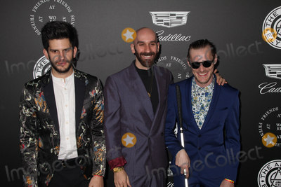 X Ambassadors Photo - X-Ambassadors 01062018 The Art Of Elysium Announces 11th Annual Black Tie Artistic Experience Heaven held at The Historic Barker Hangar Santa Monica Airportin Santa Monica CA Photo by Izumi Hasegawa  HollywoodNewsWireco