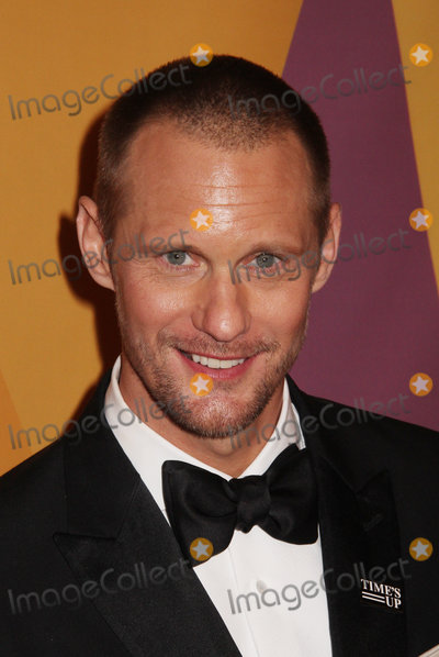 Alexander Skarsgard- Photo - Alexander Skarsgard 01072018 The 75th Annual Golden Globe Awards HBO After Party held at the Circa 55 Restaurant at The Beverly Hilton in Beverly Hills CA Photo by Izumi Hasegawa  HollywoodNewsWireco