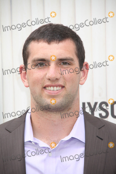 Andrew Luck Photo - Andrew Luck 06082013 Spike TVs Guys Choice 2013 held at Sony Pictures Studios in Culver City CA Photo by Izumi Hasegawa  HollywoodNewsWirenet