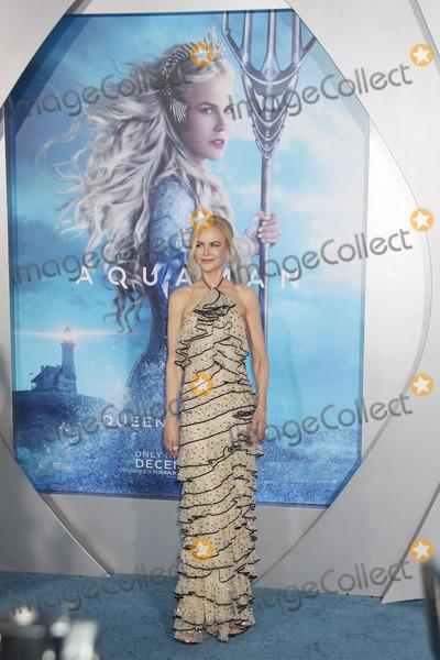 Nicole Kidman Photo - Nicole Kidman 12122018 Aquaman Premiere held at the TCL Chinese Theatre in Hollywood CA Photo by Kazuki Hirata  HollywoodNewsWireco