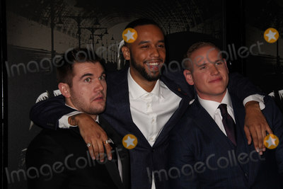 Anthony Sadler Photo - Alek Skarlatos Anthony Sadler Spencer Stone 02052018 The World Premiere of The 1517 to Paris held at The SJR Theater at Warner Bros Studios in Burbank CA Photo by Izumi Hasegawa  HollywoodNewsWireco