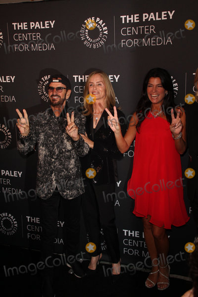 Barbara Bach Photo - Ringo Starr Barbara Bach Maureen J Reidy 10252018 The Paley Honors in Hollywood A Gala Tribute to Music on Television held at the Beverly Wilshire Hotel in Beverly Hills CA Photo by Izumi Hasegawa  HollywoodNewsWireco