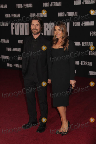 Sibi Blazic Photo - Christian Bale Sibi Blazic 11042019 The Special Screening of Ford v Ferrari held at TCL Chinese Theater in Los Angeles CA  Photo by Izumi Hasegawa  HollywoodNewsWireco