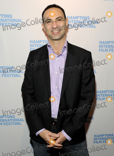Jonathan Tisch Photo - Producer Jeffrey Stewart attends the Love Etc screening during the 2010 Hamptons International Film Festival at the UA Theater in East Hampton NY on October 8th 2010 (Pictured Jonathan Tisch Jill Andresevic)