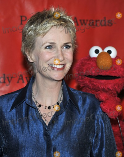 Elmo Photo - May 17 2010  Jane Lynch Elmo attends the 69th Annual Peabody Awards at the Waldorf-Astoria in New York City