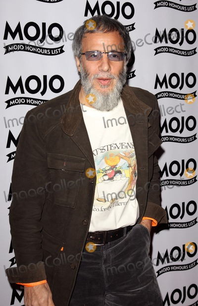 Cat Stevens Photo - London  UK Yusuf Islam (formerly Cat Stevens) at the Mojo Honours List Awards 2009 held at the Brewery Chiswell Street in  London 11th June 2009 Keith MayhewLandmark Media