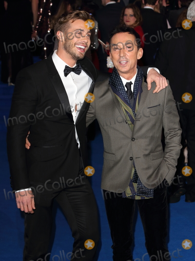 Albert Hall Photo - London UK Matt Law and Bruno Tonioli  at Mary Poppins Returns - UK Premiere at the Royal Albert Hall Kensington London on Wednesday December 12th 2018Ref LMK73-J4044-131218Keith MayhewLandmark Media WWWLMKMEDIACOM