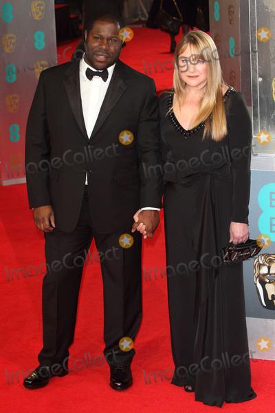 Steve Mc Queen Photo - London UK Steve McQueen and Bianca Stiger  at the EE British Academy Film Awards 2014 at The Royal Opera House on February 16 2014 in London England  Ref LMK73-47682-180214Keith MayhewLandmark Media WWWLMKMEDIACOM