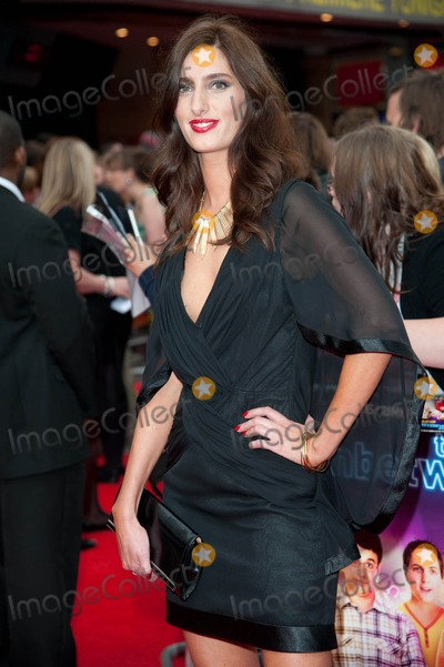 Jessica Knappett Photo - London UK Jessica Knappett at the World Premiere of The Inbetweeners Movie held at Vue Leicester Square 16th August 2011Justin NgLandmark Media