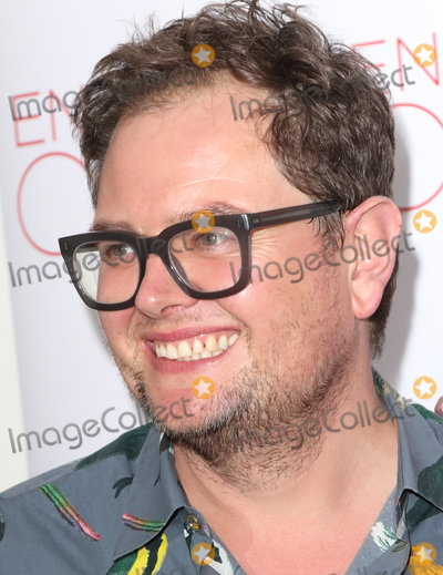 Alan Carr Photo - London UK Alan Carr  at The La Boheme Press Night at The Coliseum London on 29th January 2019Ref LMK73-J4280-300119Keith MayhewLandmark Media WWWLMKMEDIACOM