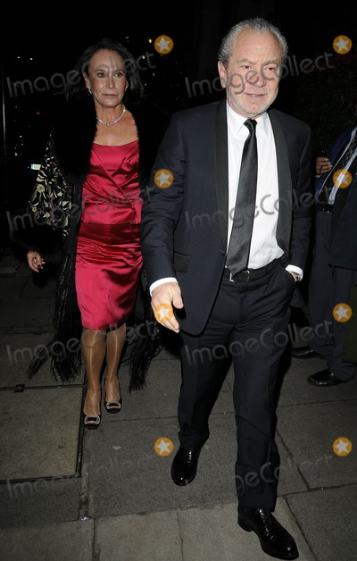 Alan Sugar Photo - LondonUK  Lord Alan Sugar and wife Ann Sugar at The Morgans Awards 2009 held at the Madarin Oriental Hotel in Knightsbridge west London 1 December 2009Can NguyenLandmark Media