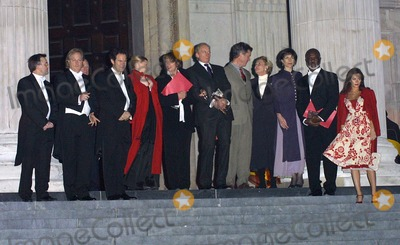 Damien Lewis Photo - London Charles Dance Anna Friel and Damien Lewis at the Cancer Research UK Christmas Carol Concert at St Pauls Cathedral14 December 2004Art KarinaLandmark Media