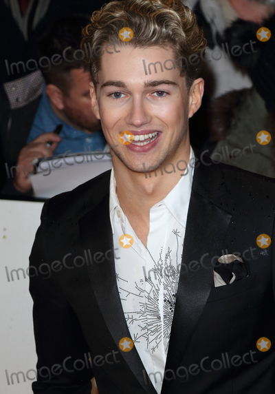 AJ Pritchard Photo - London UK AJ Pritchard at National Television Awards at The O2 Peninsula Square London on Tuesday January 22nd 2019Ref LMK73-J4234-230119Keith MayhewLandmark MediaWWWLMKMEDIACOM