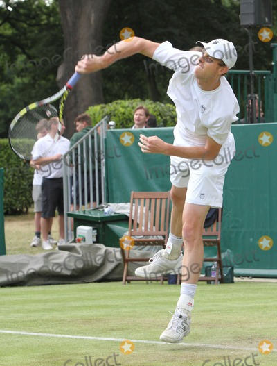 Alexandr Dolgopolov Photo - Stoke Park Buckinghamshire UK  Sam Querrey (USA) plays Alexandr Dolgopolov (Ukraine)    at The Boodles Tennis Challenge held at Stoke Park 21st June 2013 RefLMK73-44523-220613 Keith MayhewLandmark Media WWWLMKMEDIACOM