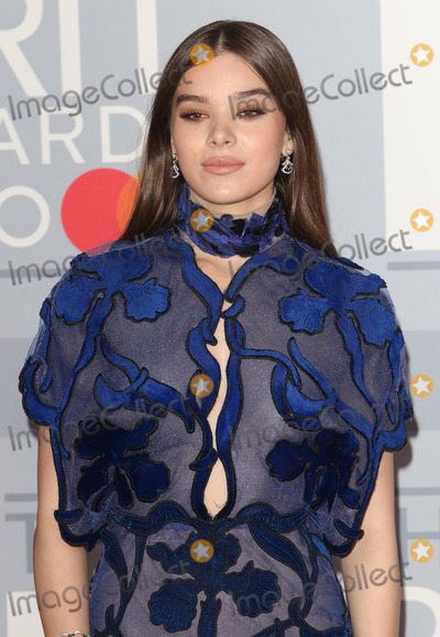 Hailee Steinfeld Photo - LondonUK   Hailee Steinfeld   at 40th Brit Awards Red Carpet arrivals The O2 Arena London 19th February 2020 RefLMK73-S2890-190220Keith MayhewLandmark MediaWWWLMKMEDIACOM