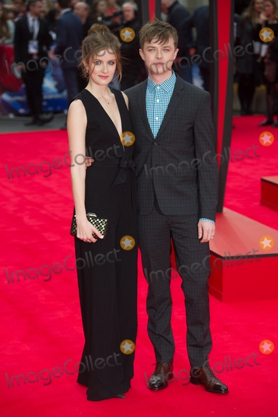 Anna Wood Photo - London UK Dane DeHaan and wife Anna Wood at  the World Premiere of The Amazing  Spider-Man 2 at The Odeon Cinema Leicester Square London England UK on 10th April 2014Ref LMK370-48130-110414Justin NgLandmark MediaWWWLMKMEDIACOM