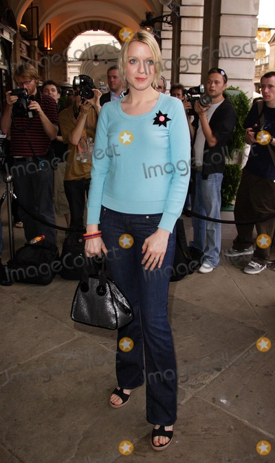 Covent Garden Photo - London UK Lauren Laverne at the Mark  Spencer Private View of the autumnwinter clothing range at Covent Garden Piazza in London 24th May 2007Keith MayhewLandmark Media