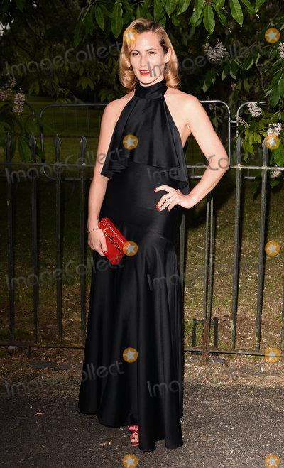 Alice Dellal Photo - London UK   Alice Dellal at The Serpentine Gallery Summer Party at Kensington Gardens London 6th July 2016 Ref LMK392-60819-070716Vivienne VincentLandmark Media WWWLMKMEDIACOM