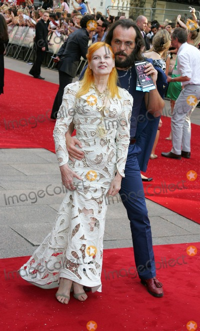 Andreas Kronthaler Photo - London UK Vivienne Westwood and Andreas Kronthaler at the World Premiere of Sex and the City - the Movie at the Odeon in Leicester Square12 May 2008Keith MayhewLandmark Media