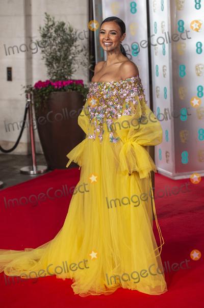 Maya Jama Photo - London UK Maya Jama   at the EE British Academy Film Awards 2020 After Party at The Grosvenor House Hotel 2nd February 2020  RefLMK386-S2825-030220Gary MitchellLandmark Media WWWLMKMEDIACOM