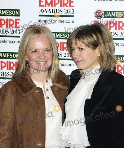 Penny Smith Photo - London UK Mariella Frostrup and Penny Smith at the Jameson Empire Film Awards Grosvenor House London 24th March 2013SydLandmark Media