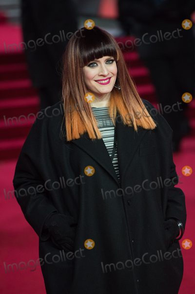 Ana Matronic Photo - London UK Ana Matronic of Scissor Sisters (Ana Lynch)  at  the European Premiere for Star Wars The Last Jedi at Royal Albert Hall London England UK on Tuesday 12 December 2017 Ref LMK370-J1295-131217Justin NgLandmark MediaWWWLMKMEDIACOM