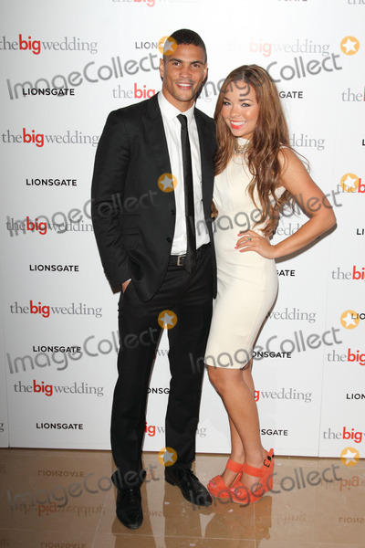 Anthony Ogogo Photo - London UK Anthony Ogogo at Special screening of The Big Wedding at Mayfair Hotel London  May 23rd 2013Ref LMK73-42254-240513Keith MayhewLandmark Media WWWLMKMEDIACOM