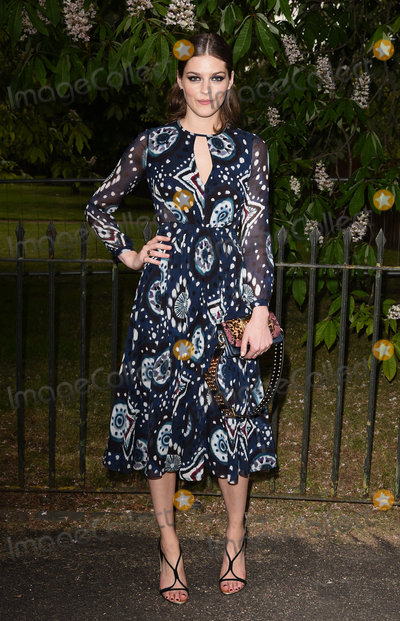 Amber Anderson Photo - London UK  Amber Anderson  at The Serpentine Gallery Summer Party at Kensington Gardens London 6th July 2016 Ref LMK392-60819-070716Vivienne VincentLandmark Media WWWLMKMEDIACOM