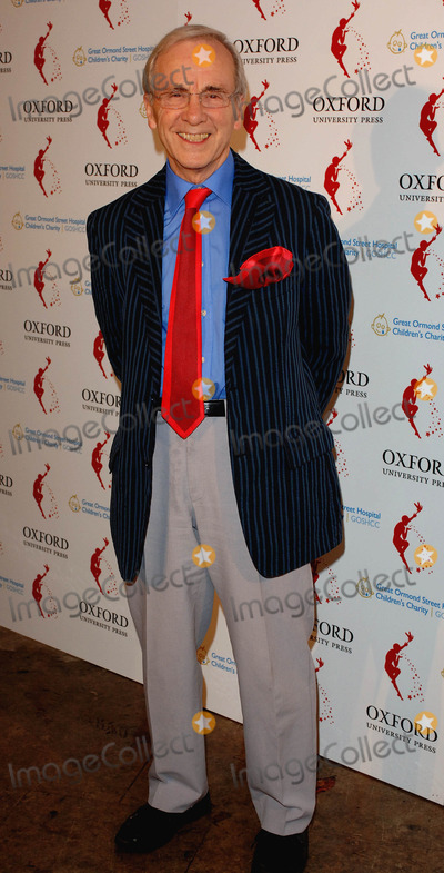 Andrew Sachs Photo - London UK  Andrew Sachs at the  launch party for  Geraldine McCaughreans book Peter Pan in Scarlet  The book is the first official sequel to the original Peter Pan by JMBarrie  This book has come out as the original Peter Pan book will be out of copyright  The main beneficiary has been the Great Ormond Street Hospital for Children in London who have been receiving the royalties for the original book but were concerned they would lose this income once Peter Pan could be published by other companies In the new book - the story is taken on 20 years later to 1926 Peter Pan hasnt grown up but Wendy is now a mother with some characters now very much changed - and in one case Michael - killed in World War One  The book has gone on  sale in 30 countries simulataneously   and if successful expect to see a film  version of the tale soon  5th October 2006 Ali KadinskyLandmark MediaThe Orangery Kensington Palace London 5 October   Geraldine McCaughrean