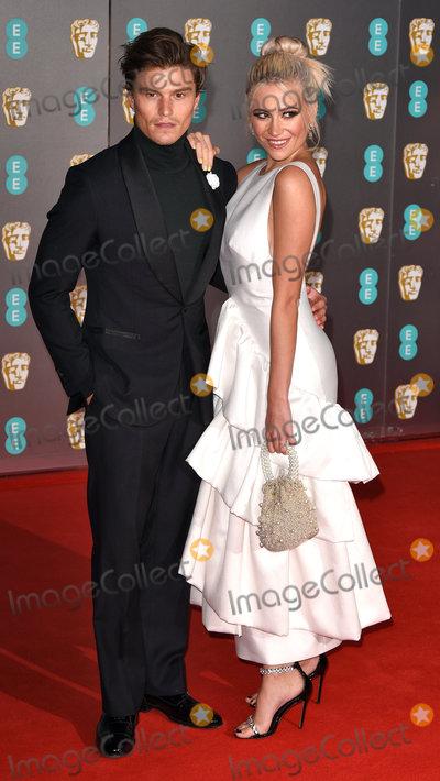 Pixies Photo - London UK Oliver Cheshire Pixie Lott at the 73rd British Academy Film Awards held at The Royal Albert Hall South Kensington on Sunday 2 February 2020 Ref LMK392 -J6086-030220Vivienne VincentLandmark Media WWWLMKMEDIACOM