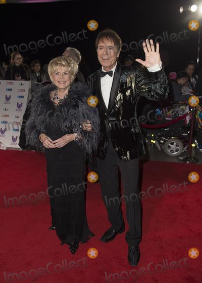 Gloria Hunniford Photo - London UK  Gloria Hunniford and Sir Cliff Richard  at  the Pride Of Britain Awards 2016 at the Grosvenor House Hotel on October 31 2016 in London England Ref LMK386 -61201-011016Gary MitchellLandmark Media WWWLMKMEDIACOM