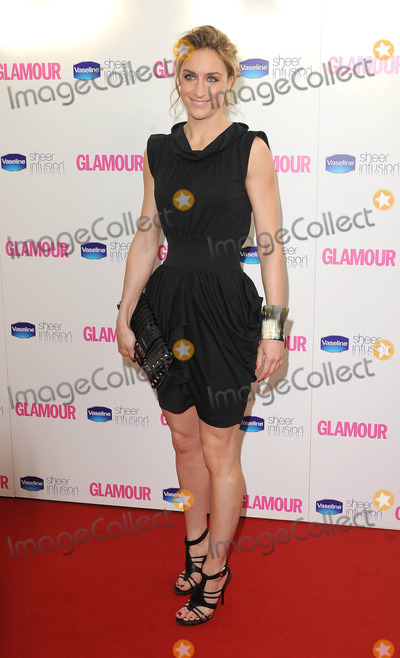 Amy William Photo - London UK  080610Amy Williams at the 2010 Glamour Awards held in Berkeley Square 8 June 2010Eric BestLandmark Media