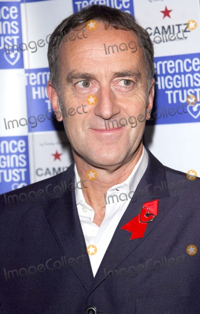 Angus Deayton Photo - London UK Angus Deayton at Terrence Higgins Trust Supper Club  Caf de Paris London 28th October 2008 Chris JosephLandmark Media