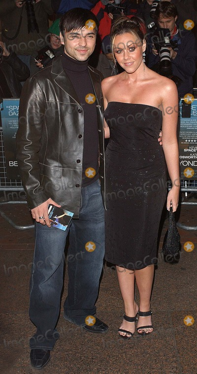 Andy Scott-Lee Photo - London Andy Scott-Lee and Michelle Heaton (Liberty X) at the Premiere of Beyond The Sea at the Vue Cinema Leicester Square25 November 2004Eric BestLandmark Media