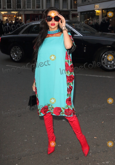 Natasha Grano Photo - LondonUK Natasha Grano  atCelebrity sightings at London Fashion Week at the Freemasons Hall  London UK 16th February 2019  RefLMK73-S2152-180219Keith MayhewLandmark MediaWWWLMKMEDIACOM