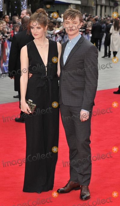 Anna Wood Photo - London UK  100414Anna Wood and Dane DeHaan at  The Amazing Spider-Man 2 world film premiere held at the Odeon Leicester Square cinema in  Leicester Square10 April 2014Ref LMK315-48144-110414Can NguyenLandmark MediaWWWLMKMEDIACOM