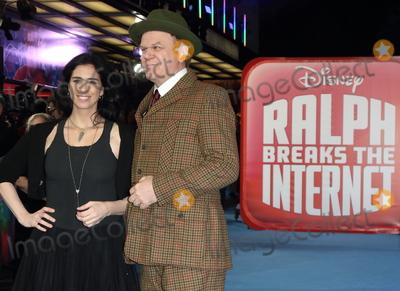 John C Reilly Photo - London UK Sarah Silverman and John C Reilly at Ralph Breaks the Internet Wreck it Ralph European Premiere at the Curzon Mayfair London on Sunday 25 November 2018Ref LMK73-J3023-261118Keith MayhewLandmark MediaWWWLMKMEDIACOM