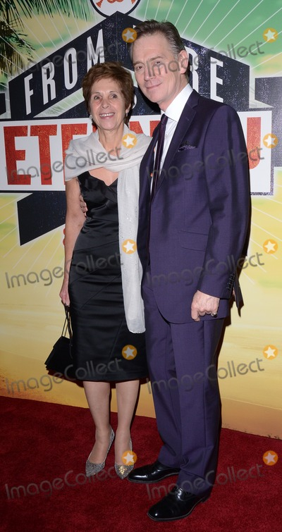 Anthony Andrews Photo - London UK  231013Anthony Andrews and Georgina Simpson at the From Here To Eternity Press Night at the Shaftesbury Theatre in the West End23 October 2013Ref LMK73-45565-240113Keith MayhewLandmark MediaWWWLMKMEDIACOM