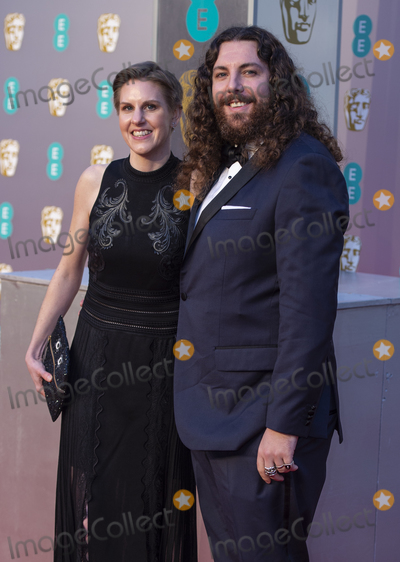 Adam Gough Photo - London UK  Adam Gough (R)  at EE British Academy Film Awards at the Royal Albert Hall Kensington London on Sunday February 10th 2019Ref LMK386-S2120-120219Gary MitchellLandmark Media WWWLMKMEDIACOM
