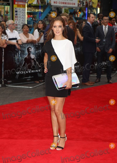 April Pearson Photo - London UK  160713April Pearson at The UK Premiere of The Wolverine held at the Empire Leicester Square in London16 July 2011Ref LMK12-00000-170713J Adams  Landmark Media WWWLMKMEDIACOM