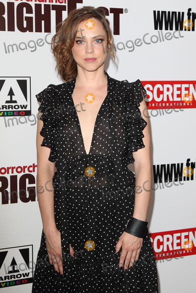 Chucky Photo - LondonUK     Fiona Dourif    at  FrightFest Cult Of Chucky Opening Gala at the Cineworld Empire Leicester Square 24th August  2017RefLMK73-S621-250817Keith MayhewLandmark MediaWWWLMKMEDIACOM