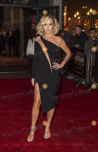 Amanda Holden Photo - London UK  Amanda Holden at the Attitude Awards 2017 at The Roundhouse on October 12 2017 in London England Ref LMK386-J910-131017Gary MitchellLandmark MediaWWWLMKMEDIACOM