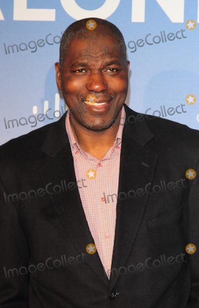 Hakeem Olajuwon Photo - London UK Hakeem Olajuwon at NBA Global Games Tip Off Party at Millbank Tower London on January 14th 2015Ref LMK73-50387-150115Keith MayhewLandmark Media WWWLMKMEDIACOM