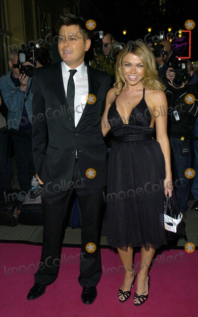 Adele Photo - London UK  Brian Dowling and Adele Silva   at the  Pink Ice Ball at the Waldorf Hilton Hotel London  5th October 2007 Can NguyenLandmark Media