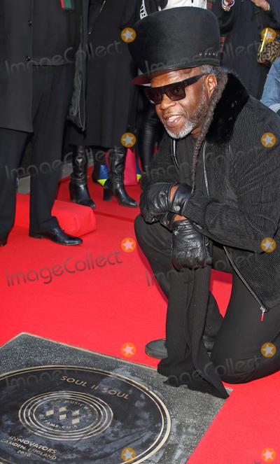Jazzie B Photo - LondonUK  Jazzie B at Music Walk Of Fame Soul II Soul stone unveiling the fourth stone to be placed on Camden High Street 6th March 2020 RefLMK73-S2972-070320Keith MayhewLandmark MediaWWWLMKMEDIACOM