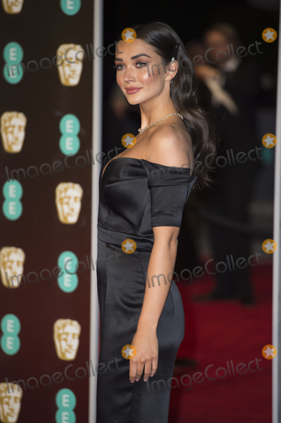 Amy Jackson Photo - London UK Amy Jackson at EE British Academy Film Awards 2018 - Red Carpet Arrivals at the Royal Albert Hall London on Sunday February 18th 2018 Ref LMK386 -J1597-190218Gary MitchellLandmark Media WWWLMKMEDIACOM