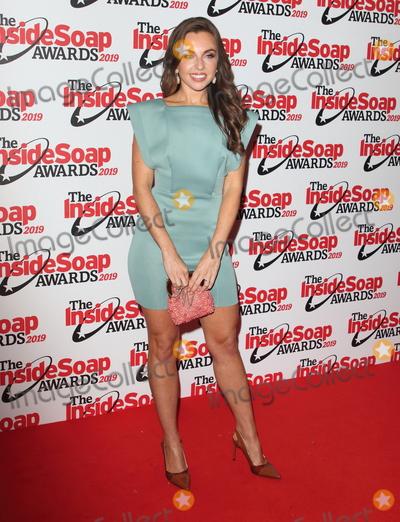 Sway Photo - London UK Louisa Lytton  at The Inside Soap Awards 2019 Sway Nightclub London on October 7th 2019Ref LMK73-J5563-081019Keith MayhewLandmark MediaWWWLMKMEDIACOM